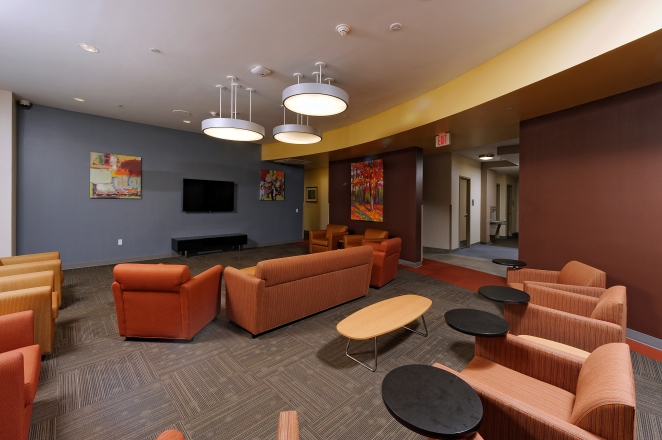 Open Lounges For Students To Convene
