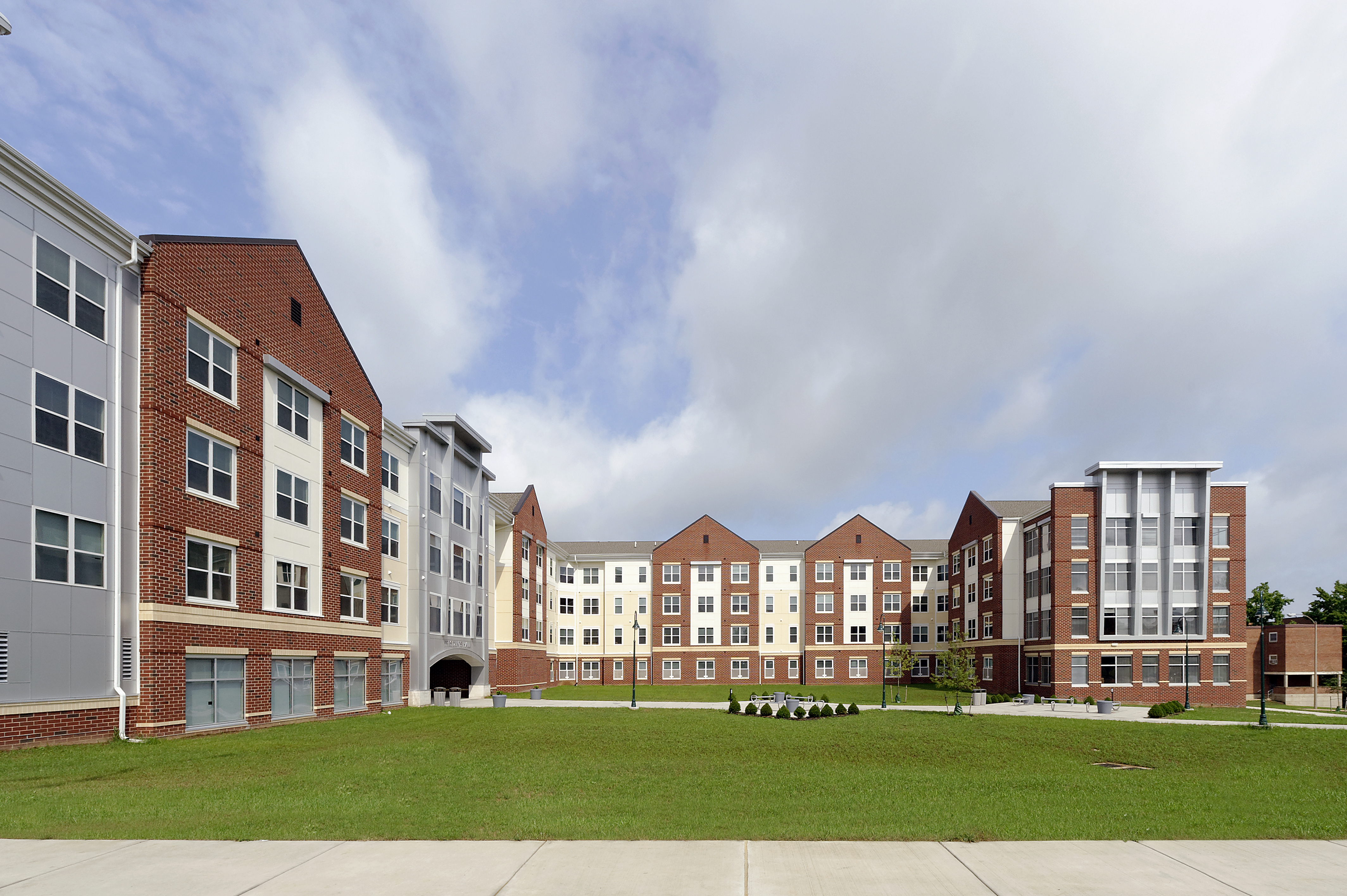Shippensburg University Student Housing Project Profile Leed Resource