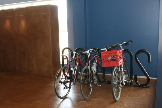 Cargas Custom Bike Rack